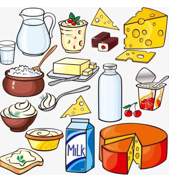 渐康喝牛奶教你各种乳制品的区别!
