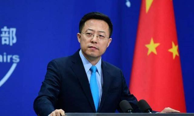 美国防部称中国军演破坏局势稳定,赵立坚:某些域