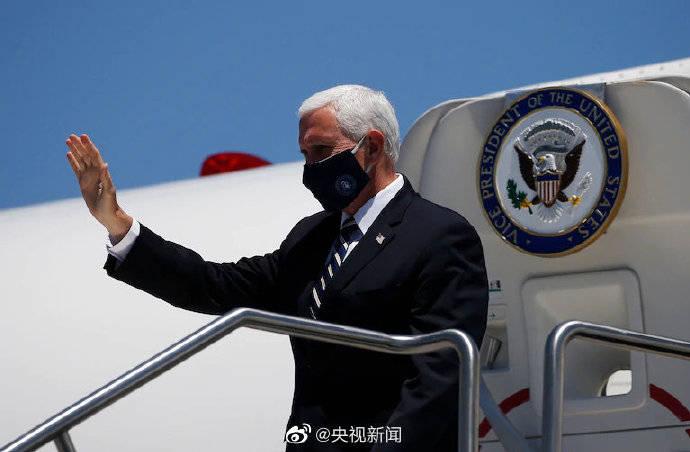 美媒称美国副总统彭斯随行特工确诊新冠