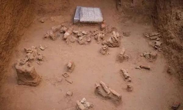 最新!陕西发现规模最大、最完整隋代家族墓园
