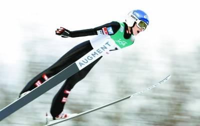 跳台滑雪 ——像哈利·波特那样飞行