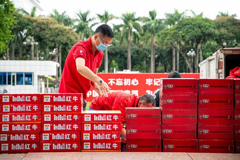 """中国红牛半年逆市收入134亿元 """"牛马""""双核增长雏形初成"""