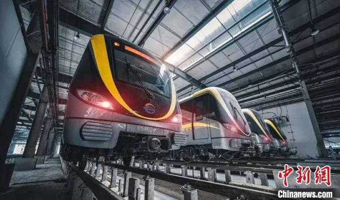 中国首条全线采用永磁牵引系统的地铁线路将节能30%
