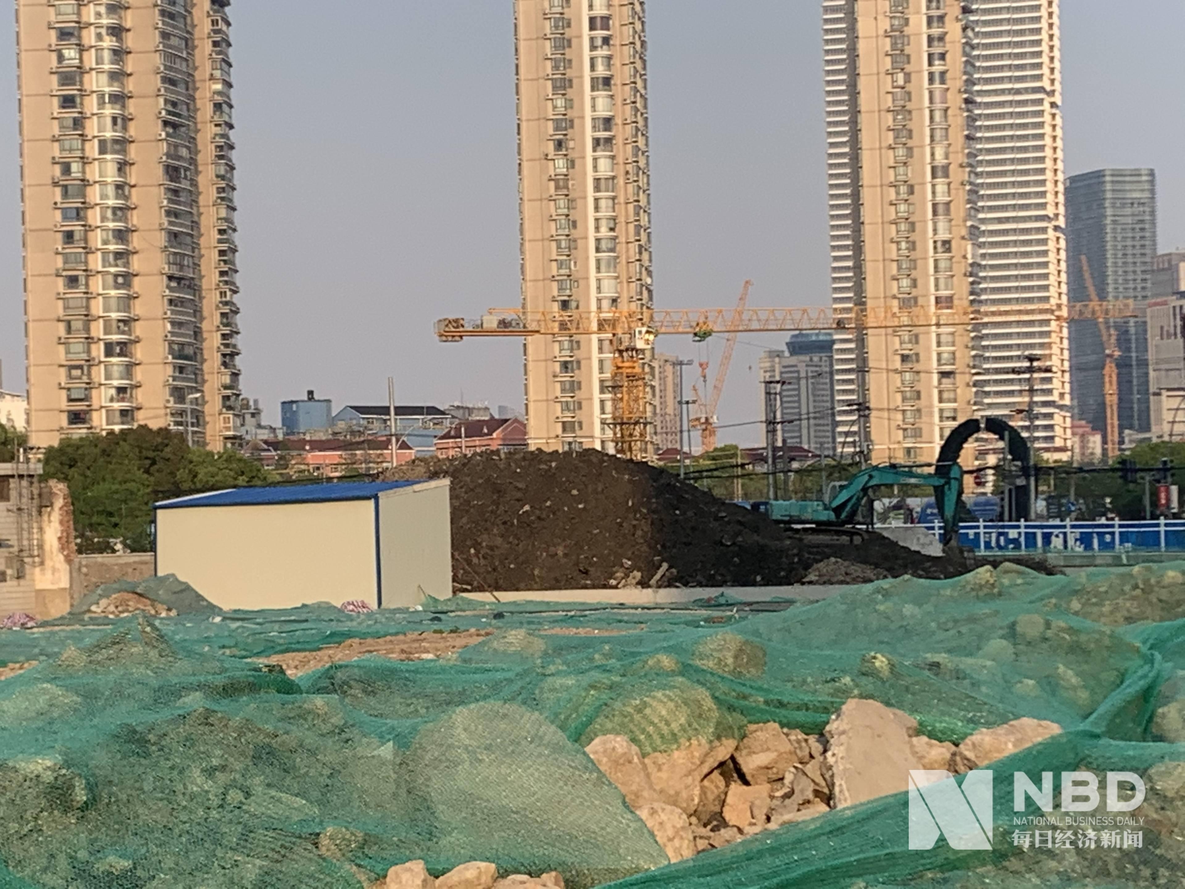"""上海涉""""围标""""地块再出让:187轮竞价后被招商蛇口44亿斩获,未来要卖13万才有利润"""