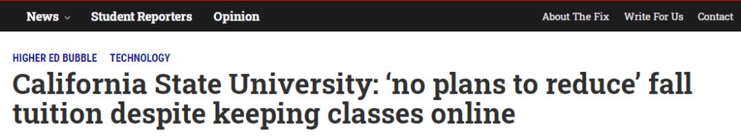 那些涨价或降价的美国高校,热门研究生院是怎么收费的?