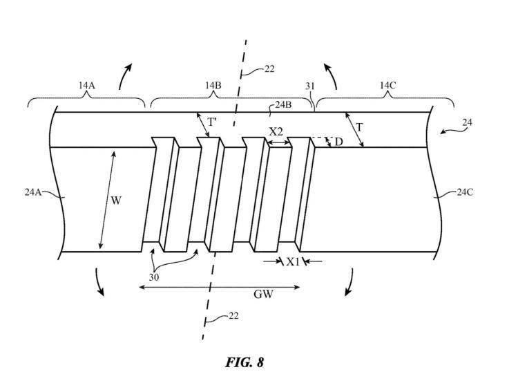iPhone新专利曝光 或推出折叠手机
