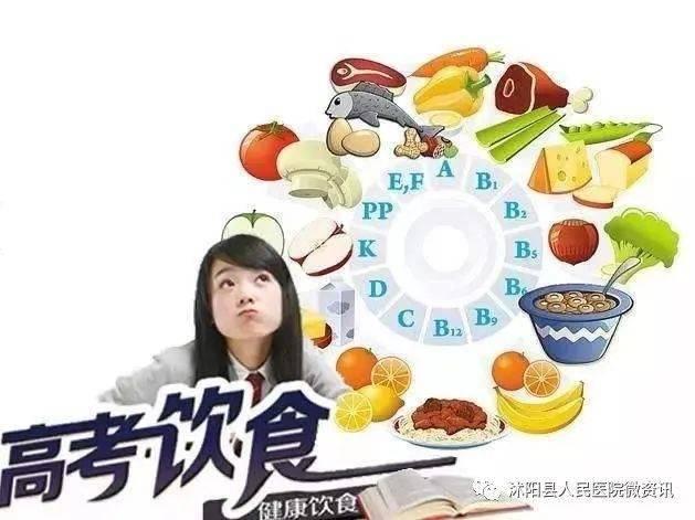 """科学饮食,助力高考!这份高考""""满分饮食清单""""请收好!"""