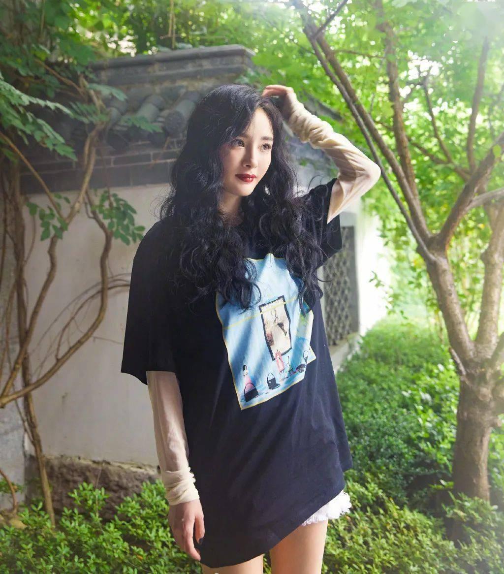 34岁的杨幂,凭什么《乘风破浪的姐姐》没有你?!