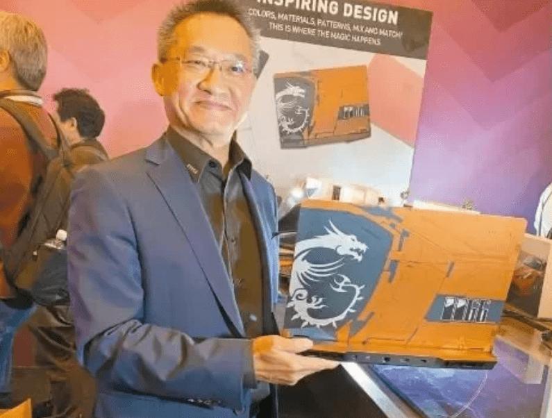 台湾电脑配件大厂微星科技公司总经理坠楼身亡