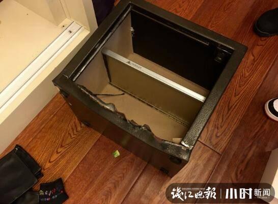 杭州转塘别墅被盗案告破,90后小伙撬走保险箱偷走卡地亚,失主一月后才发现