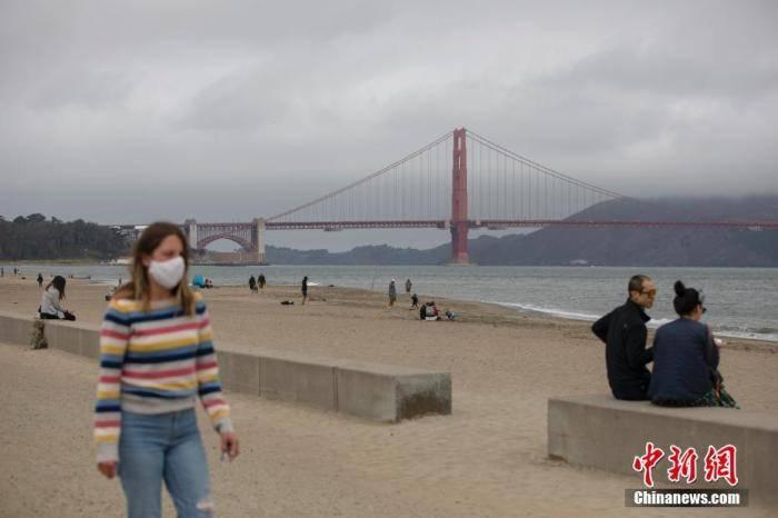 媒体称加州新冠肺炎单日新增病例超1万旧金山推迟重启计划