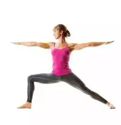战士2式,蹲到小腿高,翘臀最好的体式 | 听瑜伽_勇气