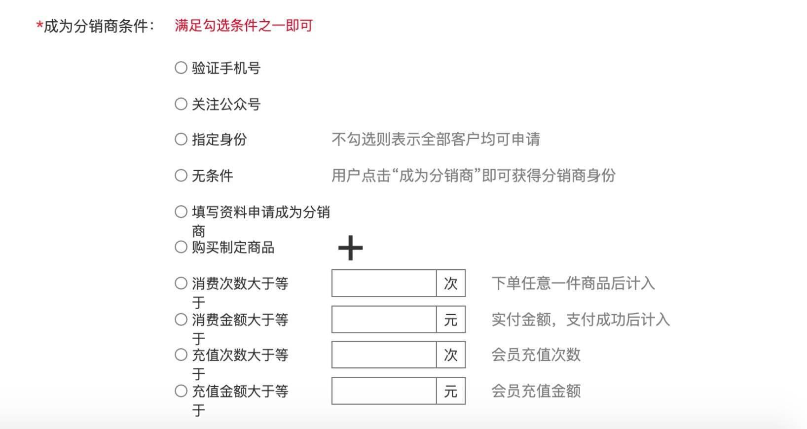 在电商网站中,分销体系如何设计