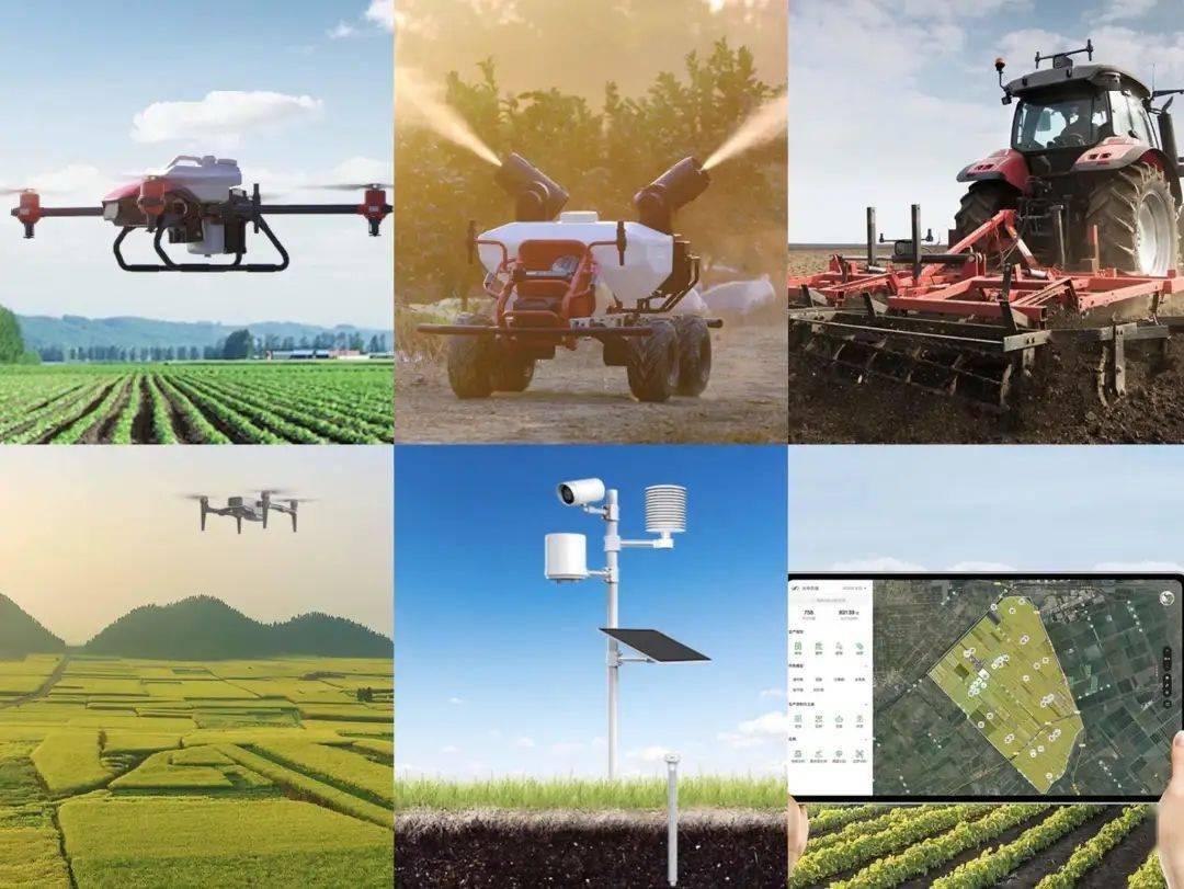 农业现代化历史积淀深厚,优势特色明显(组图)