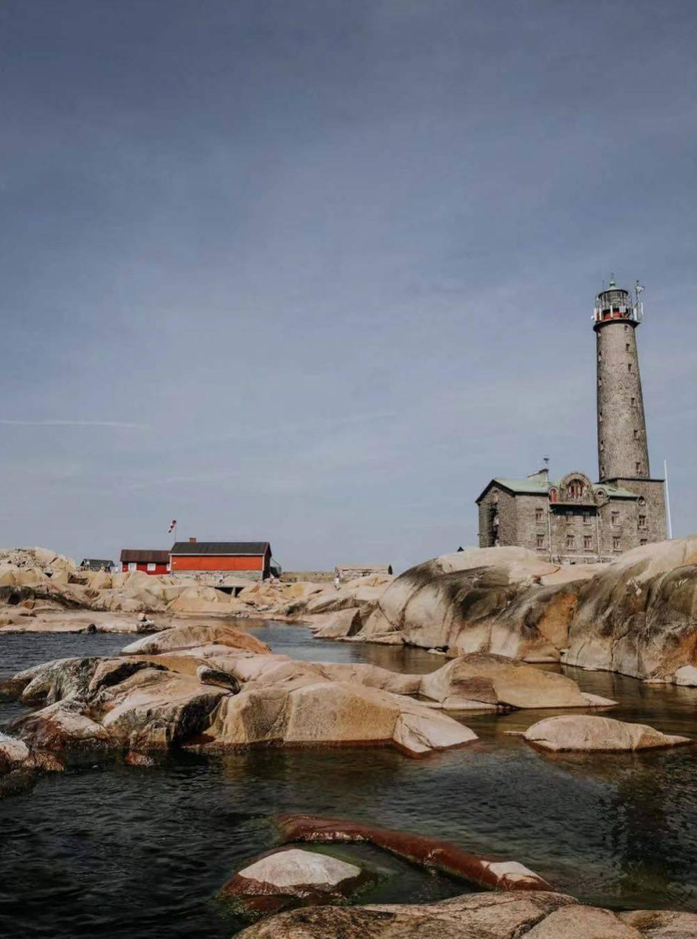 参观这里|在芬兰最南端的海滨小镇,做一