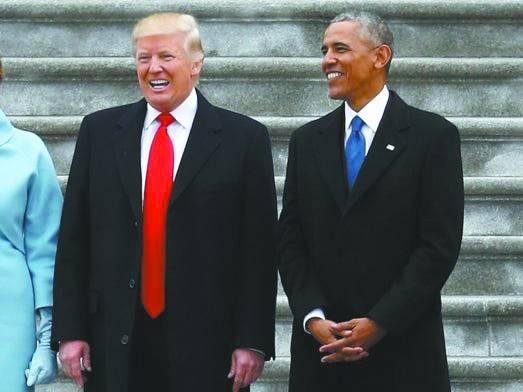 """""""美国总统衣橱""""风光不再"""