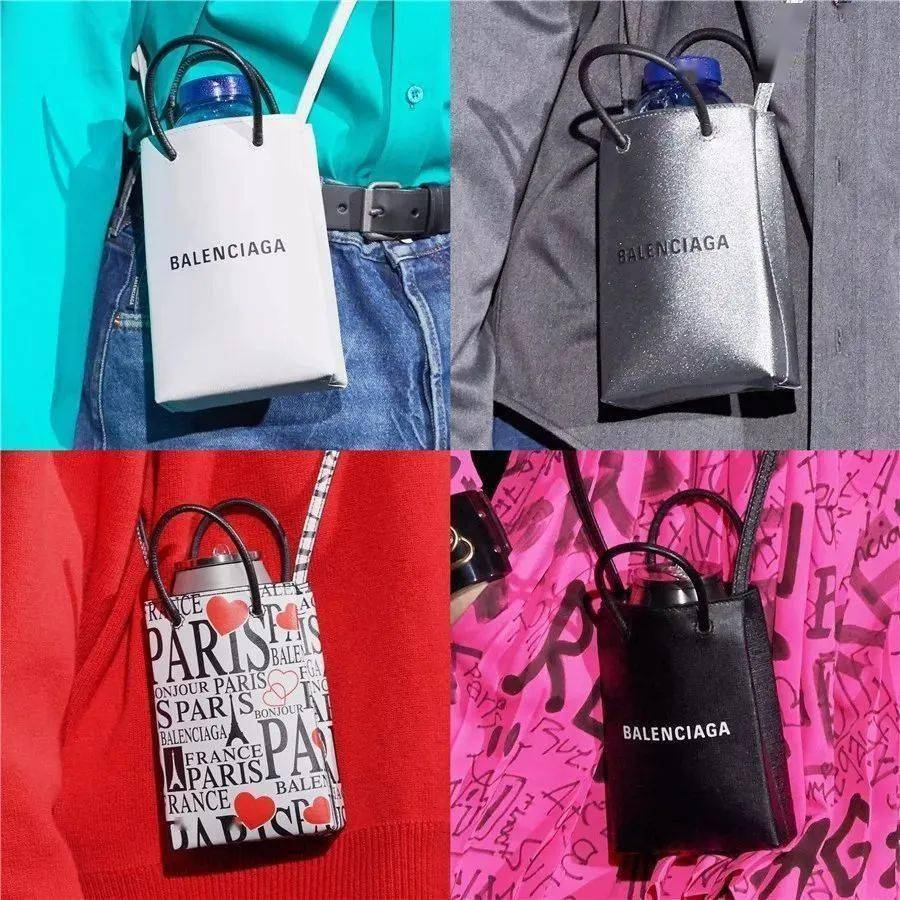 听说,时髦女孩都对购物袋下手了?