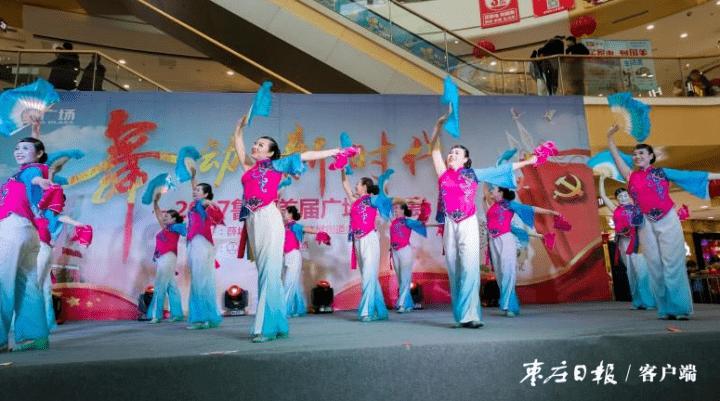 薛城广场舞于成国