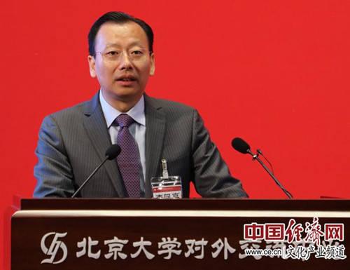 """李凤亮:数字创意提升""""一带一路""""文化合作新能级"""