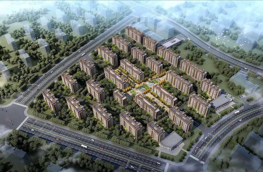 中新生态城北部片区首发项目再爆新地块规划 项目一期已首开