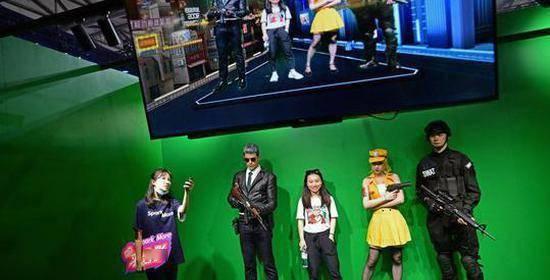 第十八届中国国际数码互动娱乐展览会在沪顺利举行,5G成为追捧新趋势