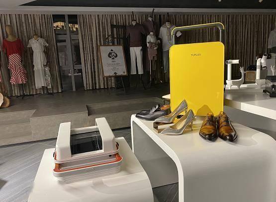 中国鞋业首家C2M智能定制平台入驻世界温州人家园时尚智造中心