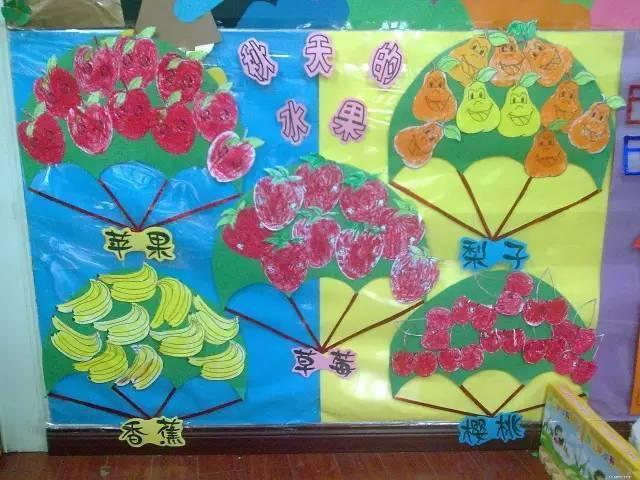 【秋季主题】最美幼儿园秋季环创曝光,为开学季提前收藏!