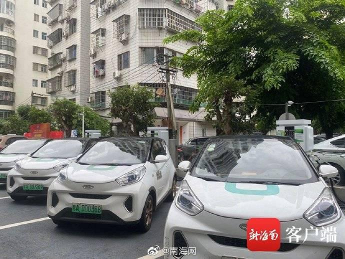 今年前7个月海南已累计推广应用新能源汽车8426辆充电桩建设正加速推进