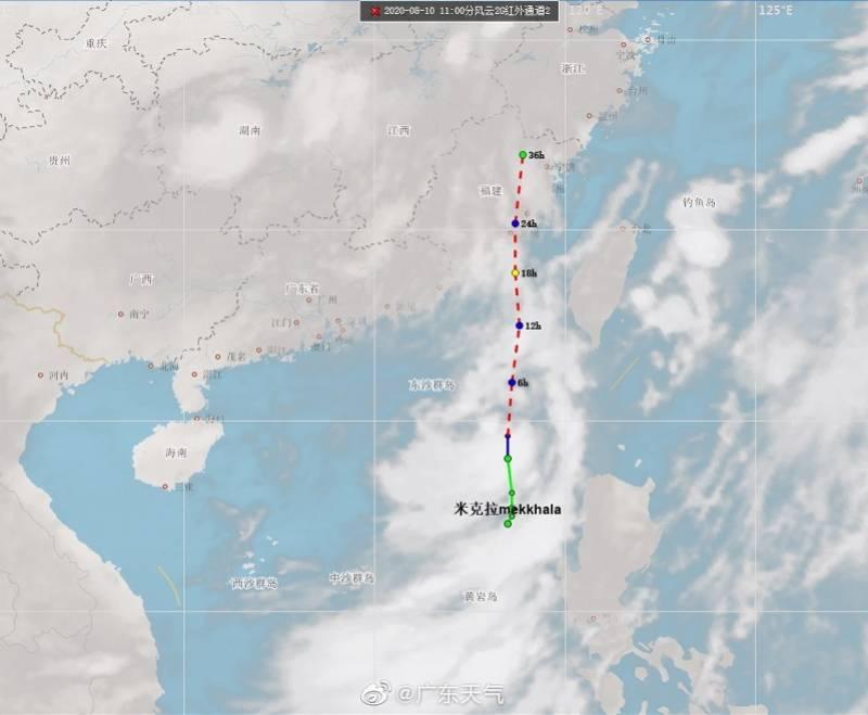 双台风正在北上!未来几天,惠州高温天有望缓解