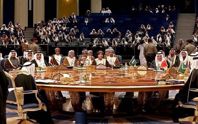 近年来罕见达成一致!海湾阿拉伯六国支持延长联合国对伊朗武器禁运