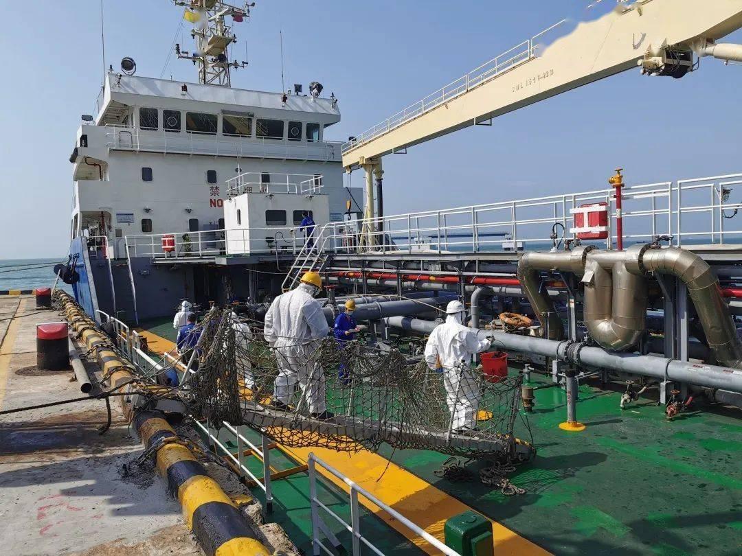珠海月度保税石油供应量创历史新高 广东珠海公司