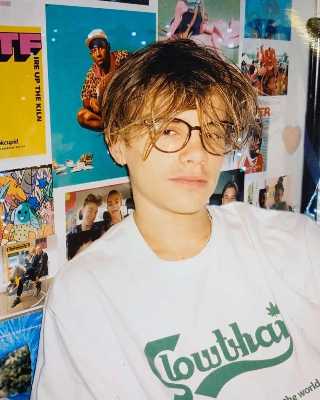 我可以之十八岁男孩 Romeo Beckham~插图(12)