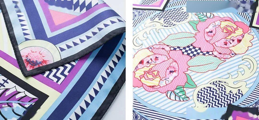 丝巾的系法有讲究,系条丝巾等于换件衣服!