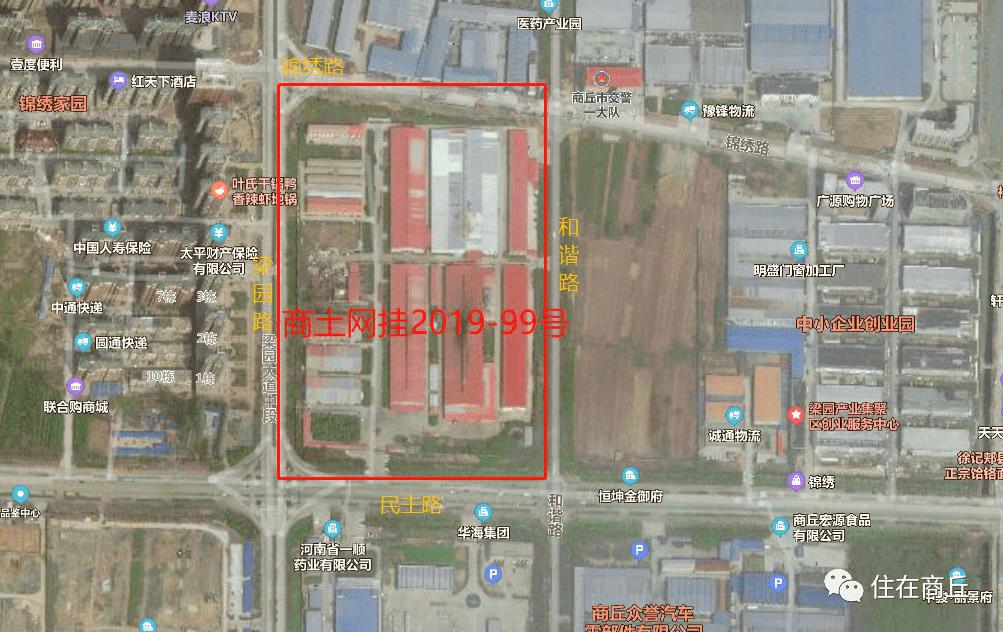 商丘西区这块土地两次流拍流露了什么信息?