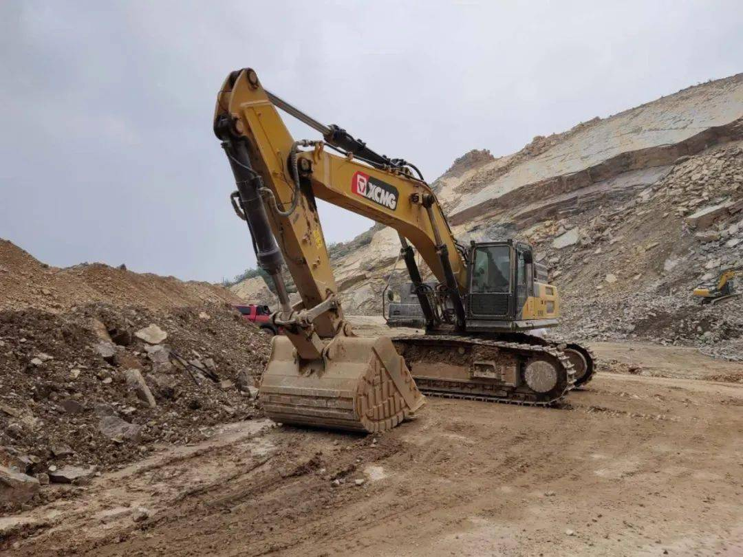 用户说|高效率低成本,听麦牌矿企20年谈