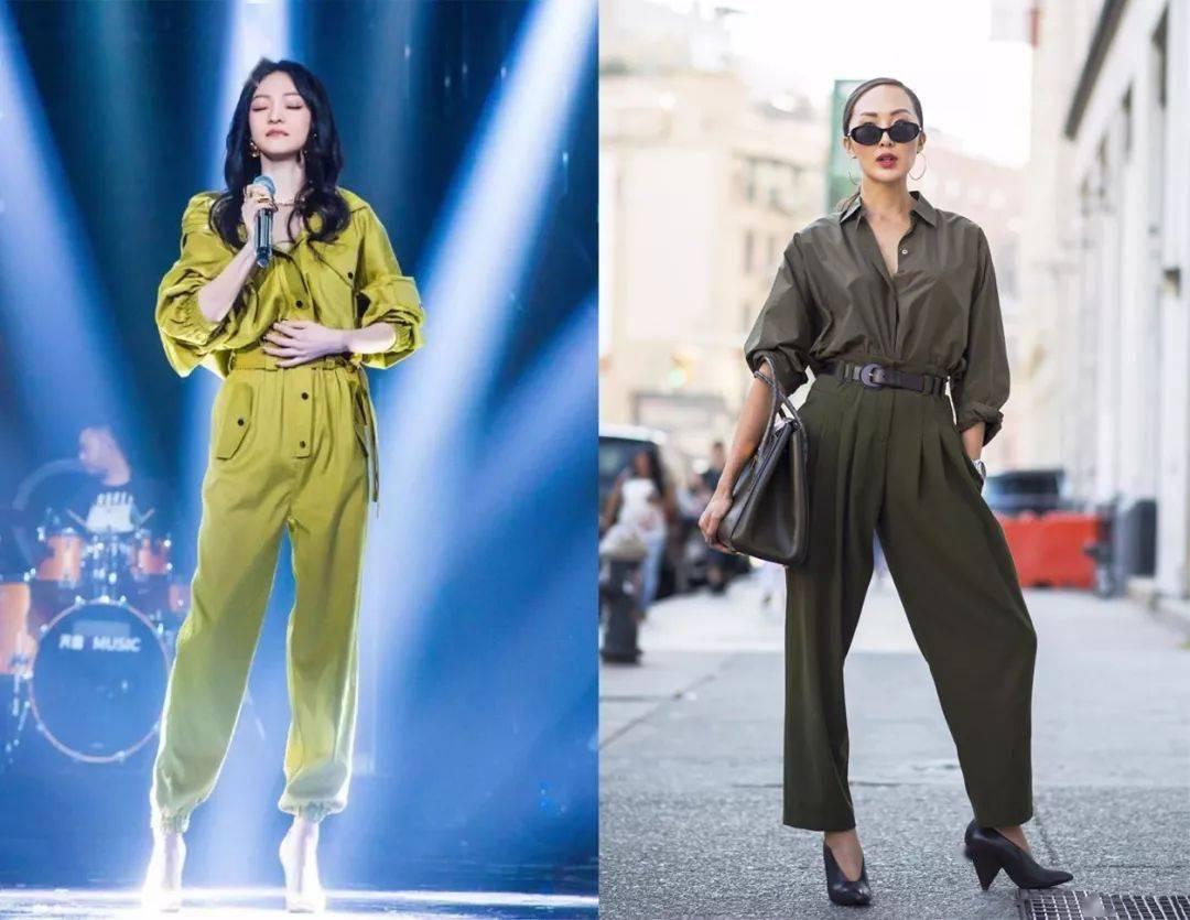 别穿阔腿裤了,2020下半年最流行的裤子长这样!