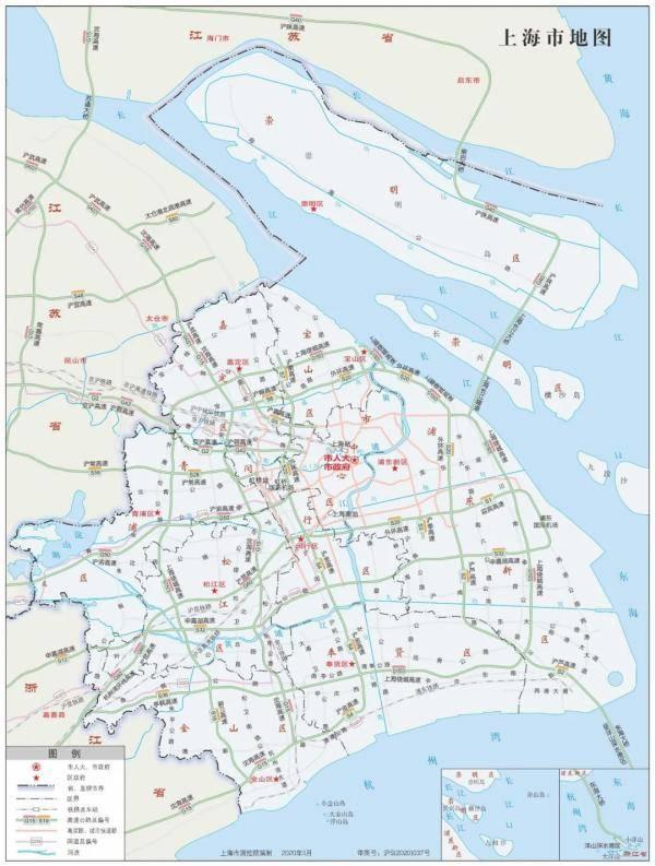 '威尼人斯网址' 长三角尺度舆图宣布 另有上海和16区尺度舆图在这里→(图2)