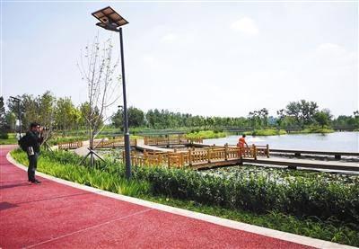大兴安南湿地环保主题公园十一开园