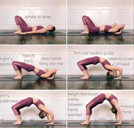 9个瑜伽体式「进入流程」深解,告诉你该如何练!【收藏级】