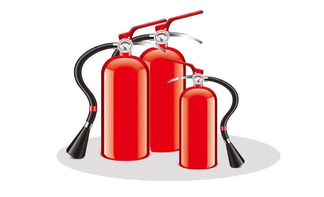特别提醒   常见的手提式干粉灭火器使用方法:占据上风方向,拔去灭火器保险销,手握喷嘴,对准火焰根部,将灭火器上部手柄压下,左右扫射,快速推进,直至火焰熄灭.