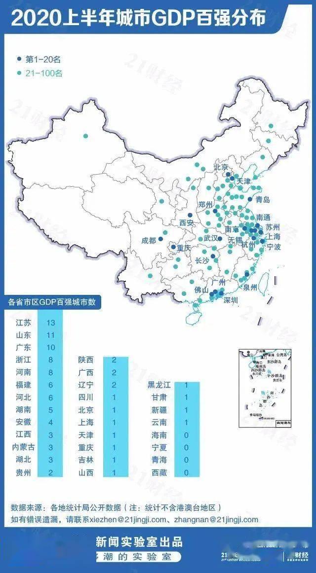 2020年gdp亚洲城市排名_2020年中国城市GDP排名前十 下篇