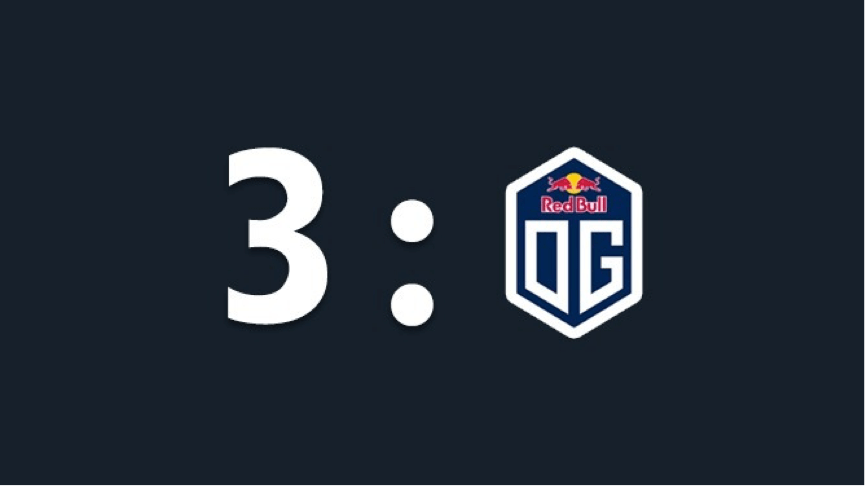 DOTA2 OMEGA联赛:秘密再次3比0横扫OG 成功完成七连冠