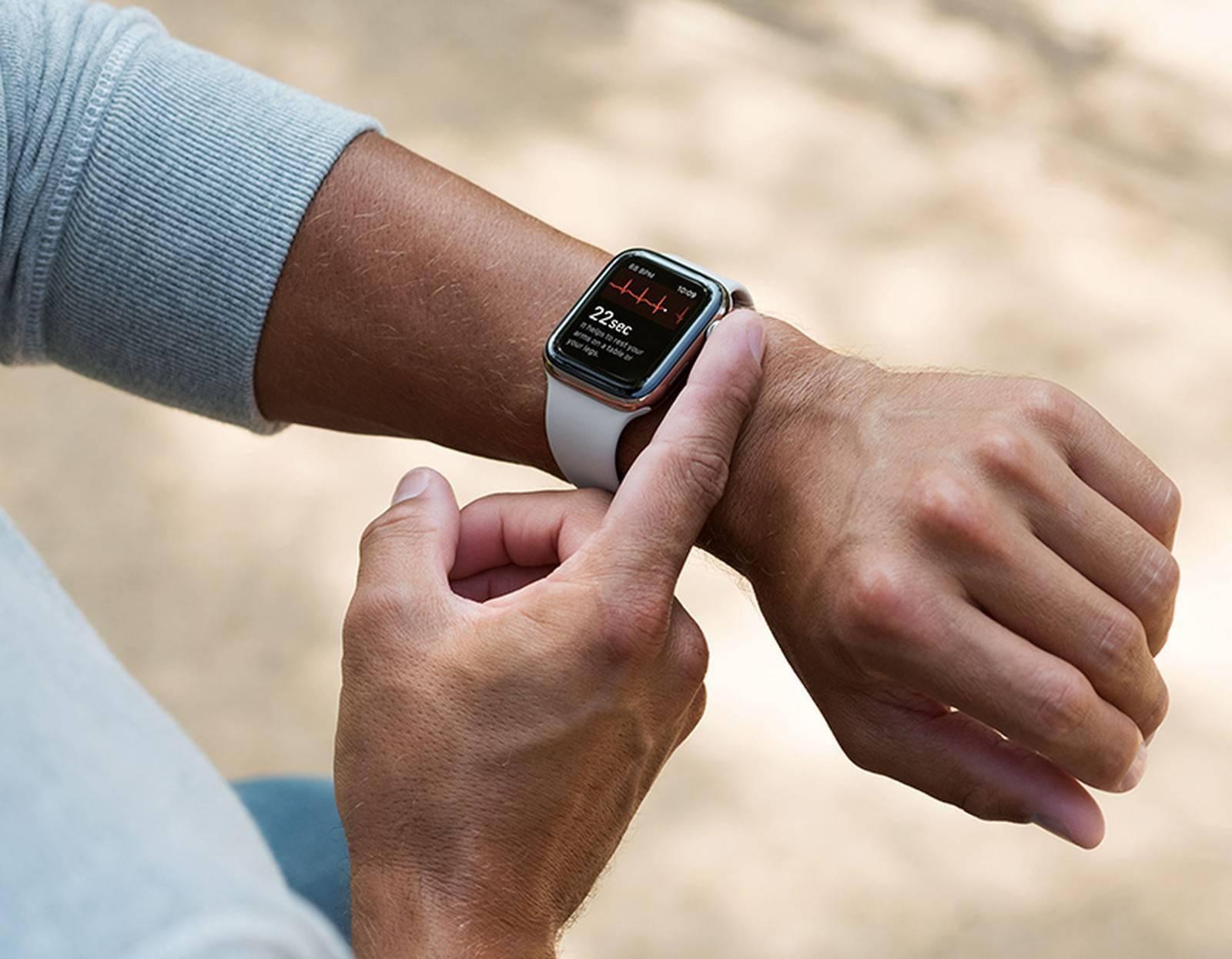 Apple Watch的ECG和不规则心律通知即将在日本上线
