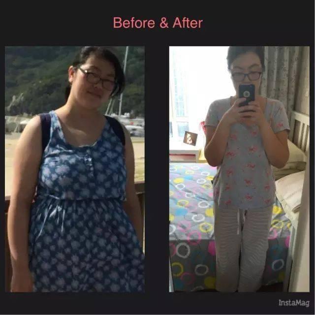 8周瘦28斤,上班带娃瘦身做辣妈,全都不落下