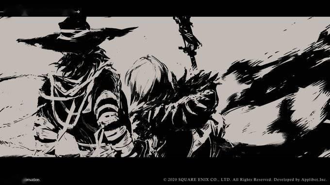 《尼尔》免费RPG类游戏手游《NieR Re[in]carnation》公开章节概念新图