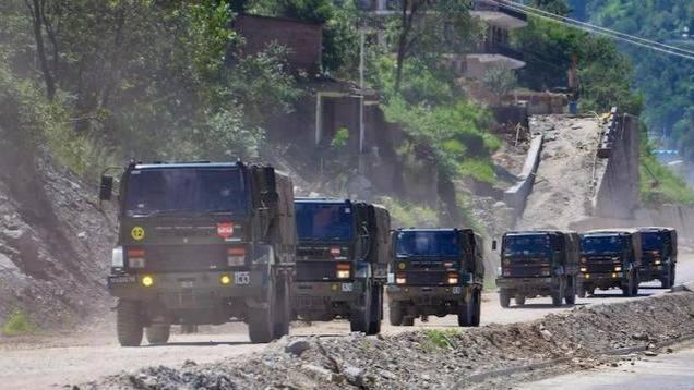 这是吓唬谁?印媒称印军山地战部队已经拉响最高警报