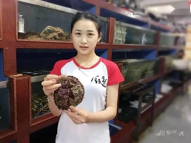 中国水产市场上的顶级生猛海鲜