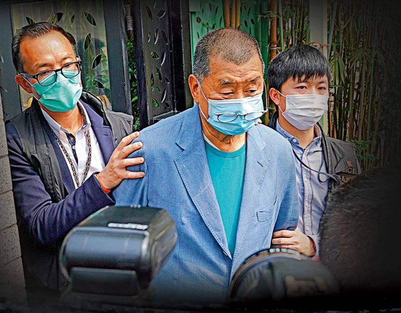 黎智英恐吓记者案上诉期满 法律界人士呼吁严惩