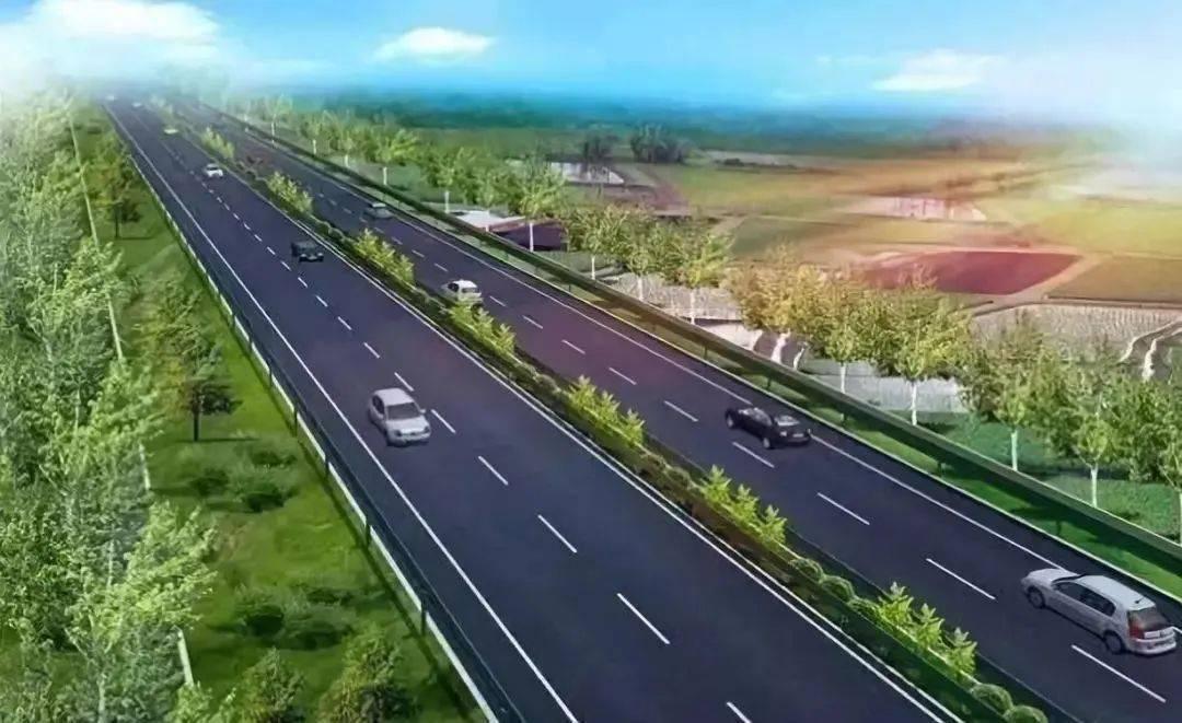 赣州唐隆公路规划图