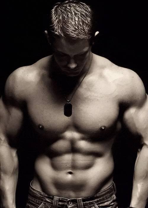 男人身上哪块肌肉最性感?认真看,别白练!